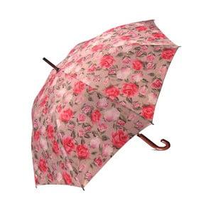 Deštník Blooms of London English Rose