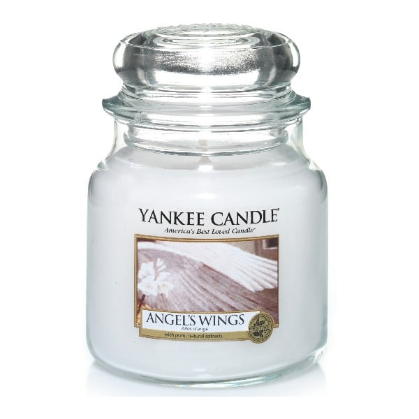 Vonná svíčka Yankee Candle, Angel's Wings