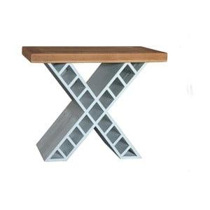 Konzolový stolek VIDA Living Monroe, 102 x 84 cm