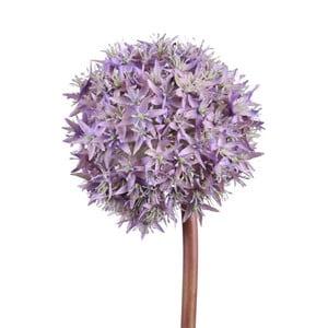 Umělá květina Ego Dekor Fialový česnek
