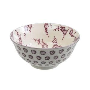 Porcelánová miska Tayo Purple, 15,5x7 cm