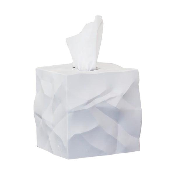 Box na vreckovky Essey Wipy Cube White