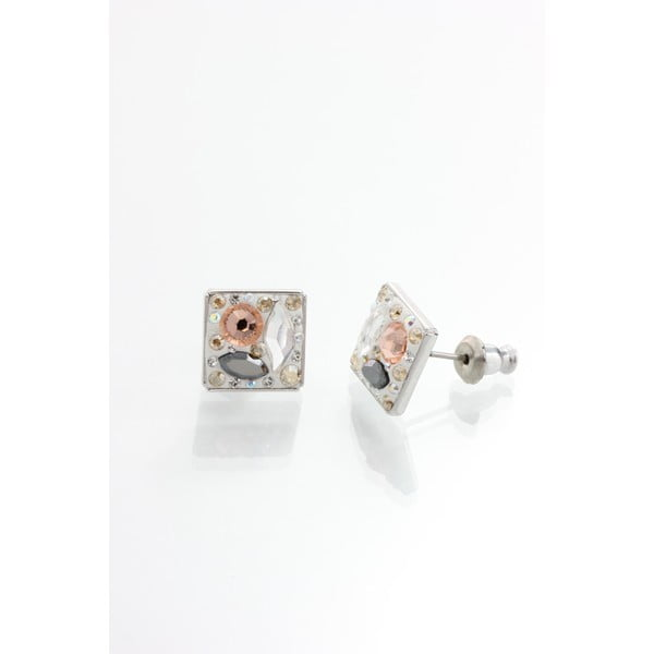 Náušnice s krystaly Swarovski Elements Laura Bruni Efila