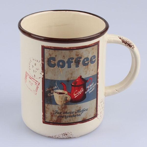 Keramický hrnek Coffee, 850 ml