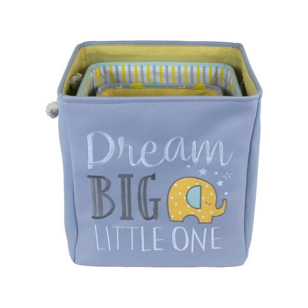 Sada 3 dětských úložných boxů Dreams