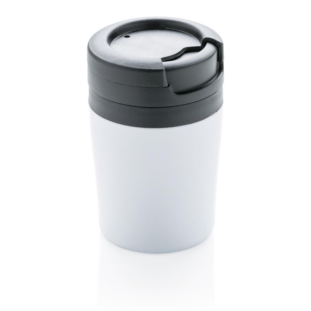 Bílý termohrnek XDDesign Coffee to Go, 160ml