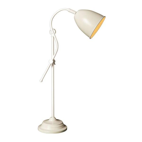 Stolní lampa Listera White