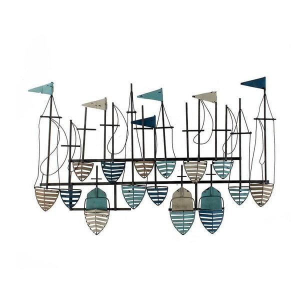 Nástěnná dekorace Plující lodě