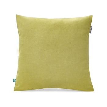 Față de pernă decorativă Mumla Lyra, 45 x 45 cm, verde