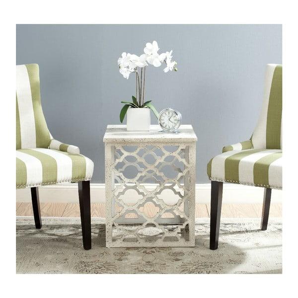 Odkládací stolek Haveford, světlý