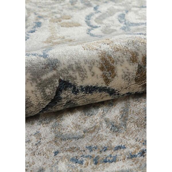 Koberec Padua no. 2, 160x230 cm, šedý