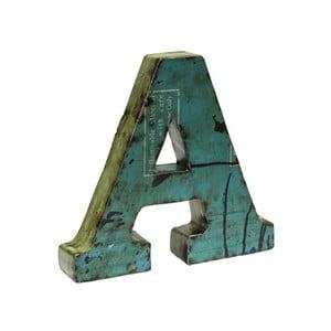 Písmeno Alfabeto A