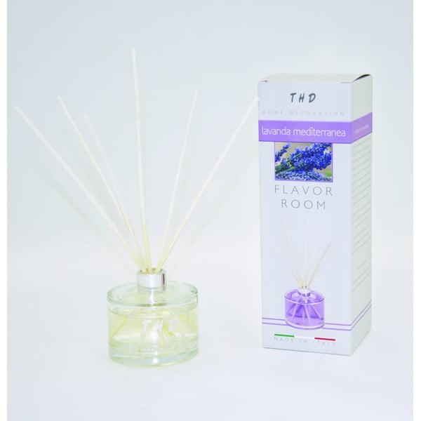 Difuzér THD Fragnances, levandulové středozemí 100 ml