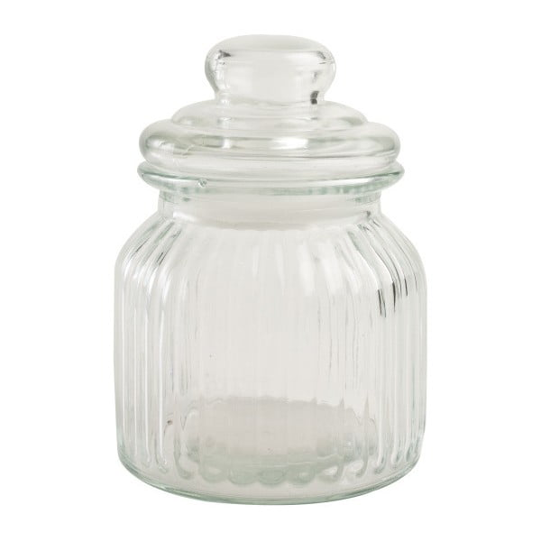 Ribbed üvegedény, 600 ml - T&G Woodware