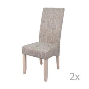 Set 2 scaune 13Casa Chich, bej