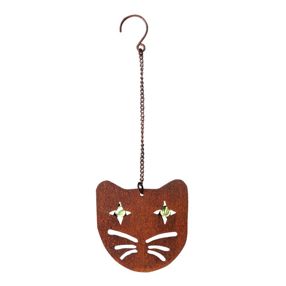 Závěsný strašák ve tvaru kočky Esschert Design Cat