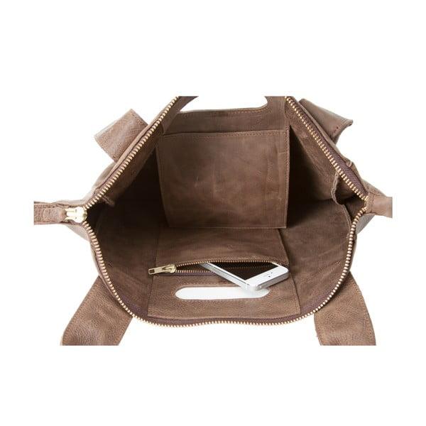 Kožená taška Marilla Cupboard Brown