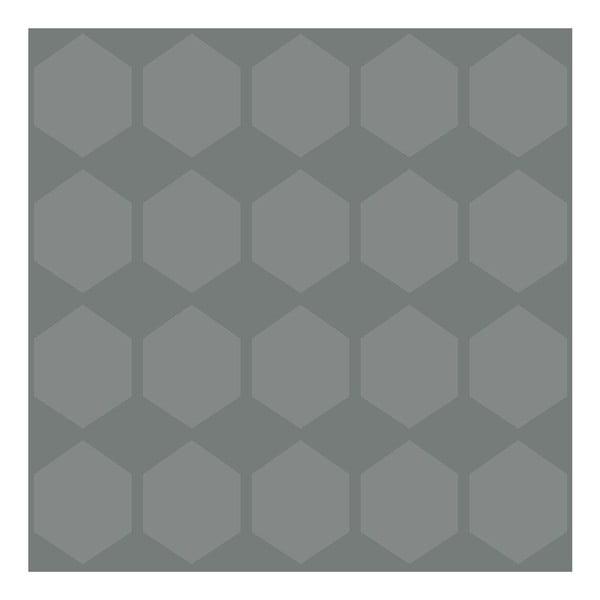 Tapeta Hexagrow Grey