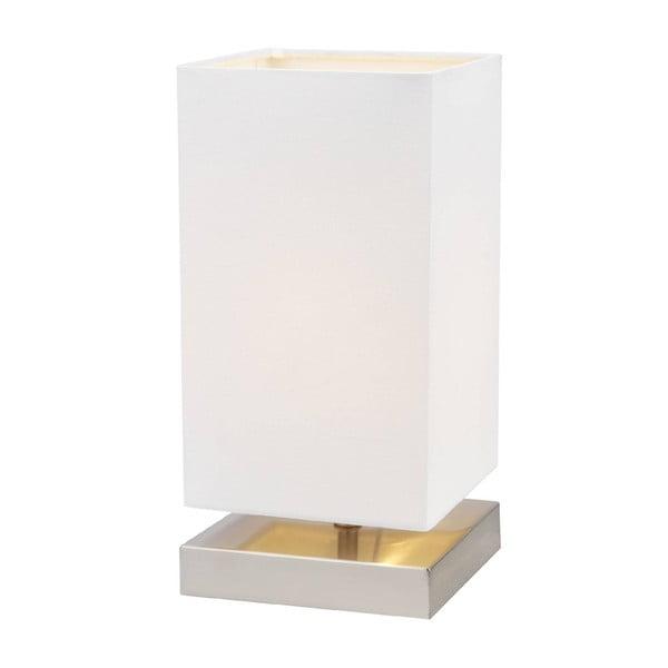 Bílá stolní lampa Nanga Light