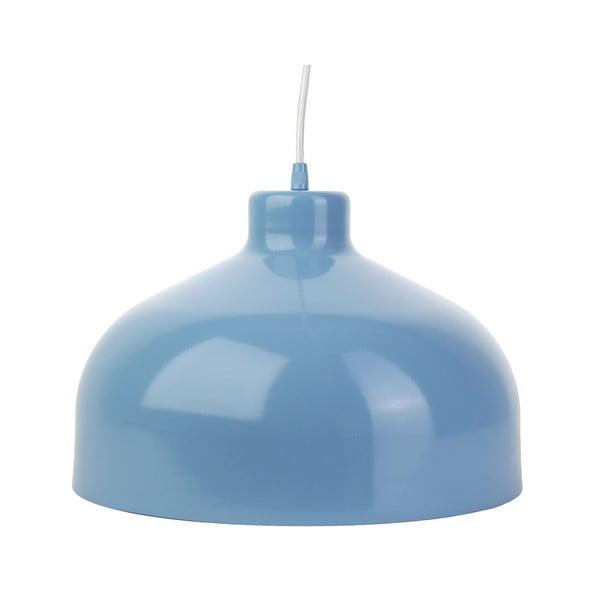 Modré stropní světlo Loft You B&B, 44 cm