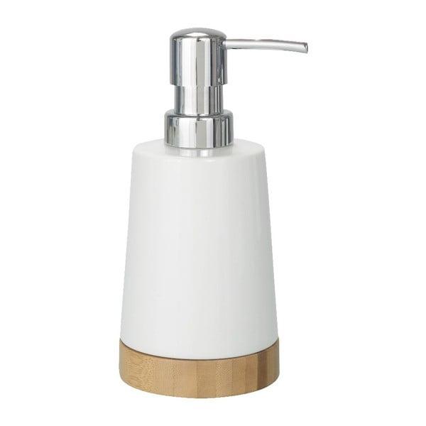 Dávkovač mýdla Wenko Bamboo, 330 ml