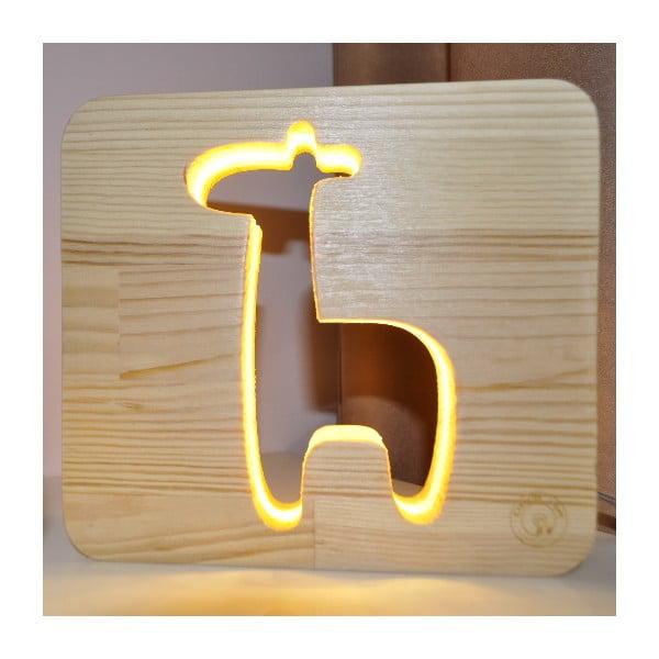 Dětská lampička Creative Gifts Žirafa