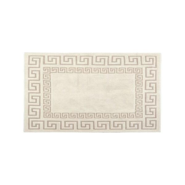 Bavlněný koberec Orient 80x150 cm, krémový