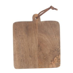 Krájecí prkénko z mangového dřeva J-Line Mango, 20x32cm