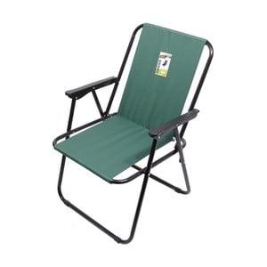 Zelená skládací kempingová židle Cattara Bern