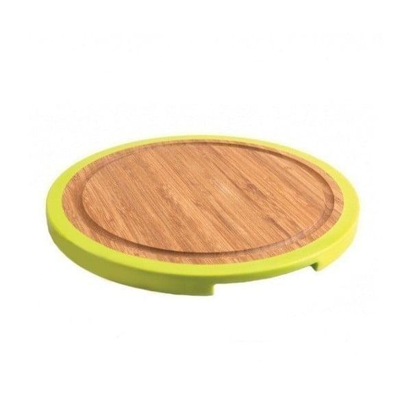 Bambusové prkénko Round