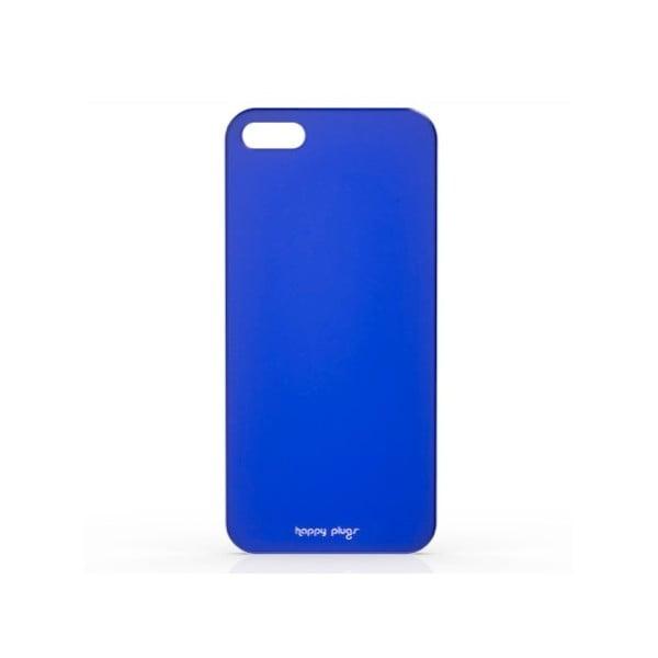 Kryt Happy Plugs na iPhone 5/5S, kobaltově modrý