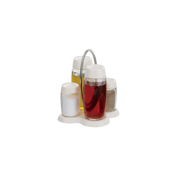 Tescoma souprava olej, ocet, sůl a pepř LOUIS