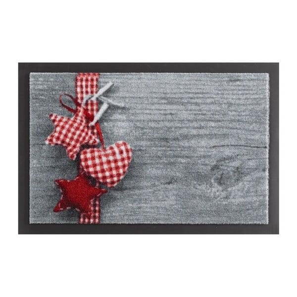 Covor Hanse Home Stars Heart, 40 x 60 cm