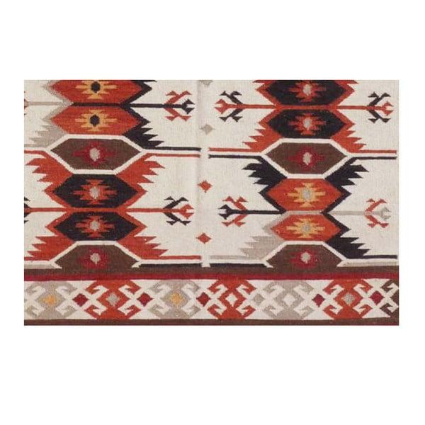 Ručně tkaný koberec Kilim Kushal, 150x245cm
