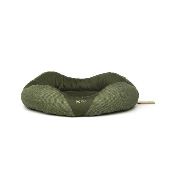 Pelíšek Bed Donut Large, zelený