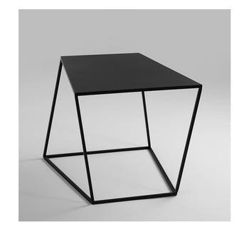 Masă auxiliară Custom Form Zak, 50 x 50 cm, negru de la Custom Form