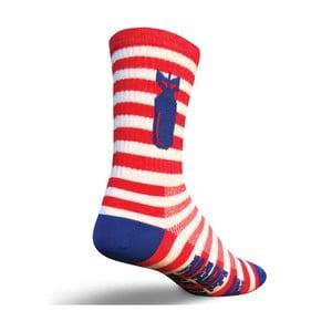 Ponožky Bomber USA, vel. 43-49
