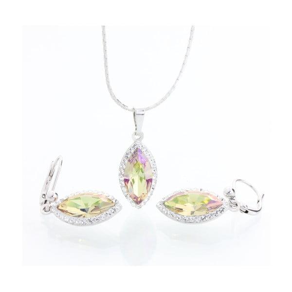 Set náhrdelníku a náušnic Laura Bruni Tulia