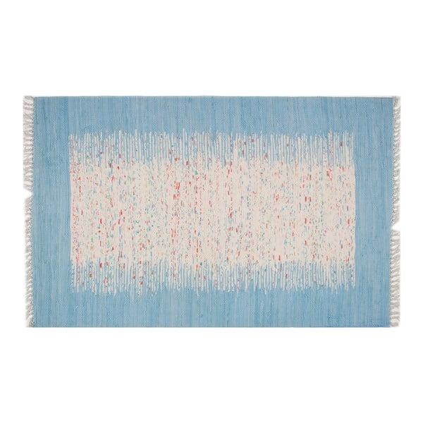 Dywan Contour Blue, 80 x 300 cm