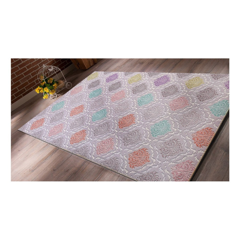 Odolný koberec Vitaus Emma, 50 x 80 cm