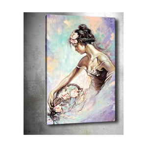 Obraz Tablo Center Ballerina Dream, 40 x 60 cm