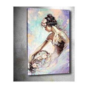 Tablou Tablo Center Ballerina Dream, 40 x 60 cm de la Tablo Center