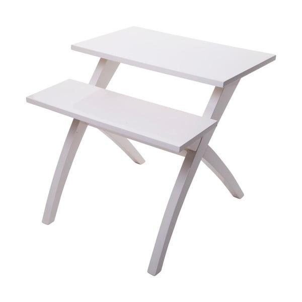 Konferenční stolek Mauro Ferretti Livelli Bianco