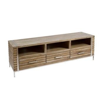 Comodă TV din lemn de tec Santiago Pons Parma