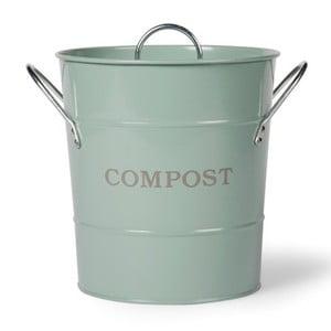 Kompostér Bucket Shutter Blue, 3.5 l