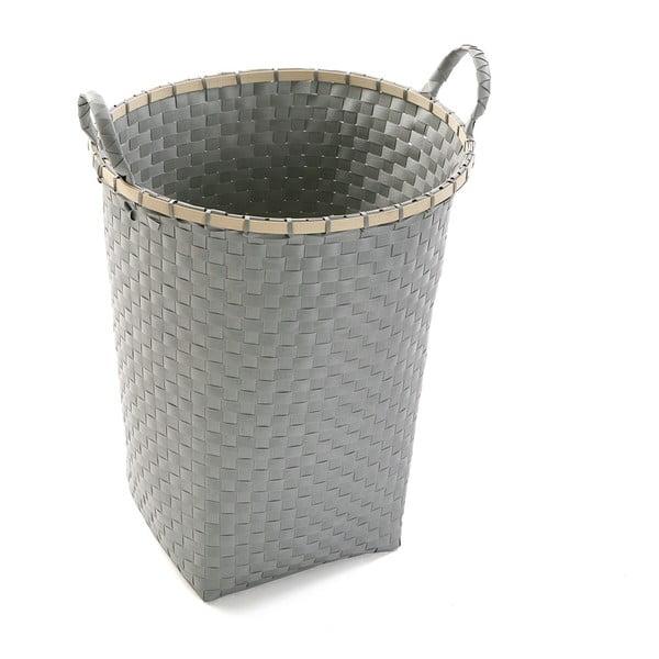 Laundry Basket szürke szennyestartó kosár - Versa
