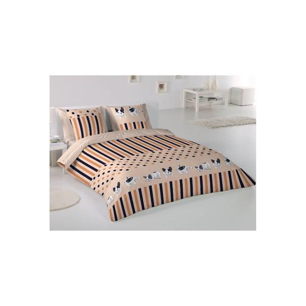 Povlečení Avellana Stripes, 160x200 cm