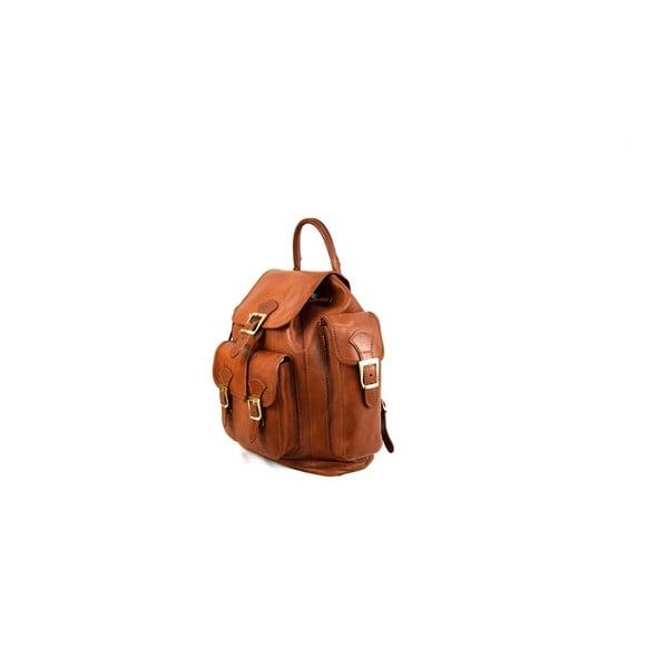 Kožený batoh Santo Croce 8831 Brown