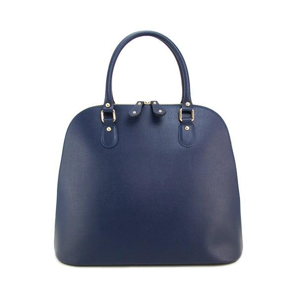Kožená kabelka Giada Blu