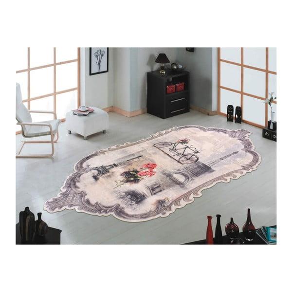 Odolný koberec Vitaus Malika Sunda, 60 x 100 cm